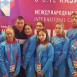 Лыжники из Пересвета привезли награды XI Кубка Александра Попова –  престижных Международных игр