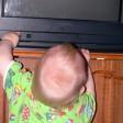 Телек придавил малыша в Сергиевом Посаде