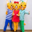 Аниматоры в Новосибирске на детский праздник