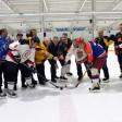 Игры любительских чемпионатов по хоккею прошли в Подмосковье