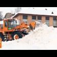 Дорожные службы устраняют последствия снегопада