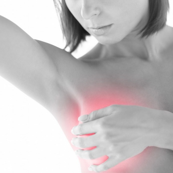 Breast-pain