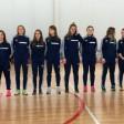 Женская футбольная команда снова победила