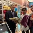 Предприниматели из Сергиева Посада в рамках делового визита посетили международную текстильную выставку GTTES 2019 в Мумбаи