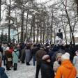 Антимусорный митинг в Сергиевом Посаде