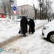 Скользкая тема февраля: жители жалуются на гололед