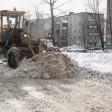 За припаркованный во дворе автомобиль во время уборки улиц от снега грозит штраф