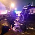 Спасатели Сергиева Посада спасли жизнь мужчине, пострадавшем в ДТП