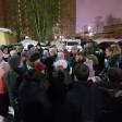 Жители на Московском шоссе мёрзнут и бунтуют