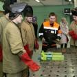 В Сергиево-Посадском колледже прошёл конкурс сварщиков
