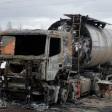 Человек пострадал при возгорании авто в Закубежье