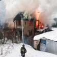 Два человека погибли в пожарах за три дня