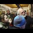 Московские школьники посетили музей «Жили-были»