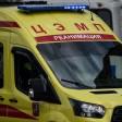Человек пострадал при пожаре в Сергиево‑Посадском районе