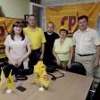 «Справедливая Россия» работает в Скоропусковском