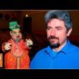 Куклы из театра Образцова играют для детей в «Дубраве»