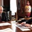 Губернатор Подмосковья Андрей Воробьев доложил Президенту России Владимиру Путину о строительстве Западного объезда