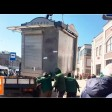 Демонтировали незаконный киоск