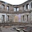 В сгоревшей лаврской гостинице началась подготовка к реставрации