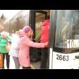 Дополнительные автобусы пустят в дни массового посещения кладбищ