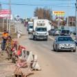 Транспорт к Деулинскому переезду пустят по временной дороге
