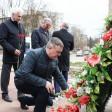 12 апреля в Пересвете возложили цветы к памятным доскам ученых, которые внесли вклад в освоение космического пространства
