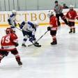 Юные хоккеисты играли на «Луче» матч Открытого первенства Московской области