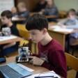 Соревнования по робототехнике прошли в Сергиевом Посаде