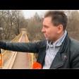 Самый длинный мост через Кончуру стал чище