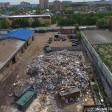 Огромная свалка мусора в Сергиевом Посаде