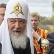 3 мая Святейший Патриарх Кирилл совершил Литургию в Троице-Сергиевой лавре
