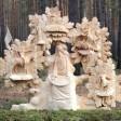 Богородские скульпторы победили на фестивале «Лукоморье на Байкале»