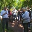 Каким будет парк «Скитские пруды» рассказал Михаил Токарев