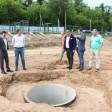 Работы на «Старте»: новый стадион в Краснозаводске примет 400 детей