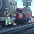 Массовое ДТП с 11 авто около Сергиева Посада, двое ранены