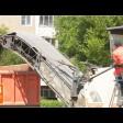 Начали ремонтировать Новоугличское шоссе