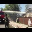 Пожар на улице 1-й Ударной армии