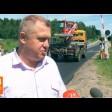 На Рогачёвском переезде кладут двойной слой асфальта