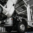 Современный грузовой автосервис