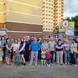 Дольщики ЖК «Благовест» Путину: Мы требуем наши квартиры!