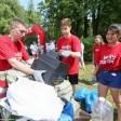 170 кг мусора собрали на экологической акции в Сергиевом Посаде