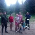 Заблудившихся детей и взрослых вывели из леса в Сергиевом Посаде