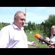 На Рогачёвском переезде идёт капитальный ремонт