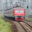 На Ярославском направлении МЖД в Сергиевом‑Посаде произошел обрыв контактного провода
