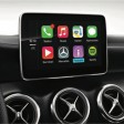 Carplay Mercedes Benz - мультимедия нового уровня