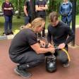 Турнир «Сильный спорт» прошёл в парке «Скитские пруды»