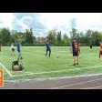 Свои в игре любительской футбольной лиги