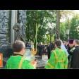 Памятник Флоренскому открыли на Вифанской улице