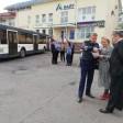 Инспекторы и представители Общественной палаты проверили транспорт