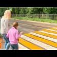 ГИБДД рекомендует родителям отработать с детьми маршрут до школы
